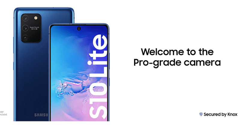 Galaxy Note 10 Lite Launched in India