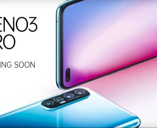 Oppo Reno 3 Pro India Launch on March 2, With 44-Megapixel Selfie Camera