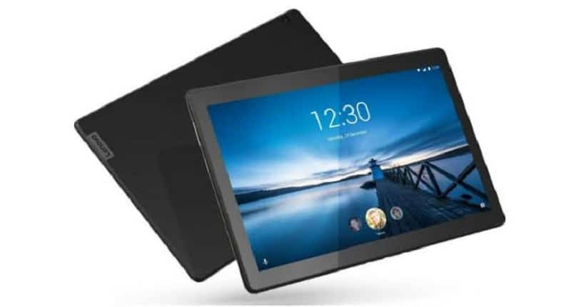 Lenovo M10 FHD REL Tablet Launched At Rs. 13,990