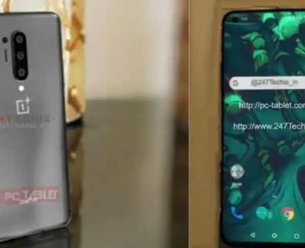 OnePlus 8 Pro First Live Images Surfaces Online