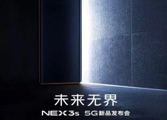 Vivo Nex 3S 5G launch in china on march 10