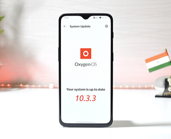 OxygenOS 10.3.3 update rolled out for OnePlus 6 and 6T