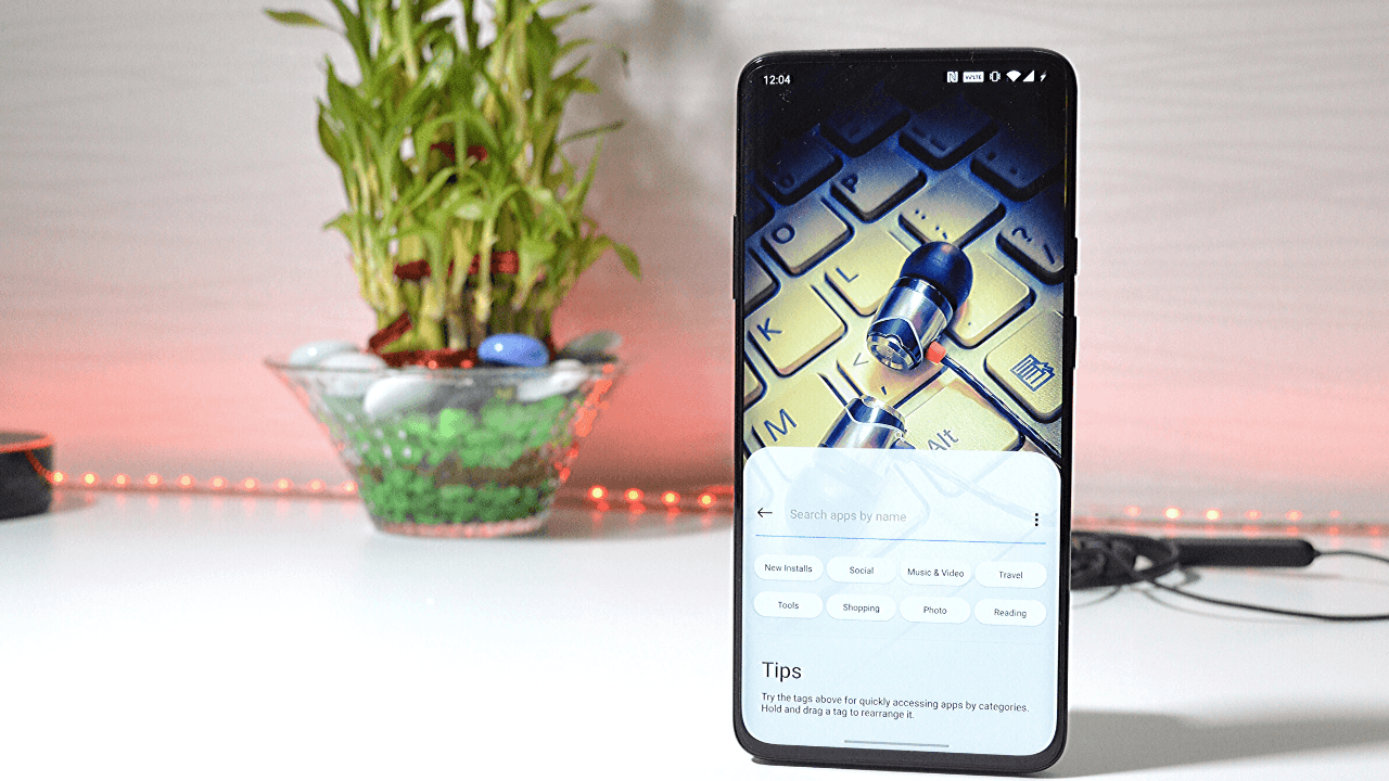OnePlus Launcher 4.4.2 adds shortcut to access quick search and navigation icon for recent apps