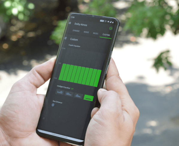 Unlock Dolby Atmos equalizer on OnePlus 8, 7T and OnePlus 7 series