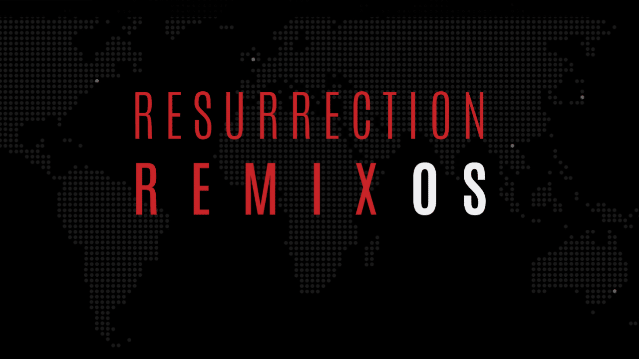 Download Resurrection Remix Q Based on Android 10