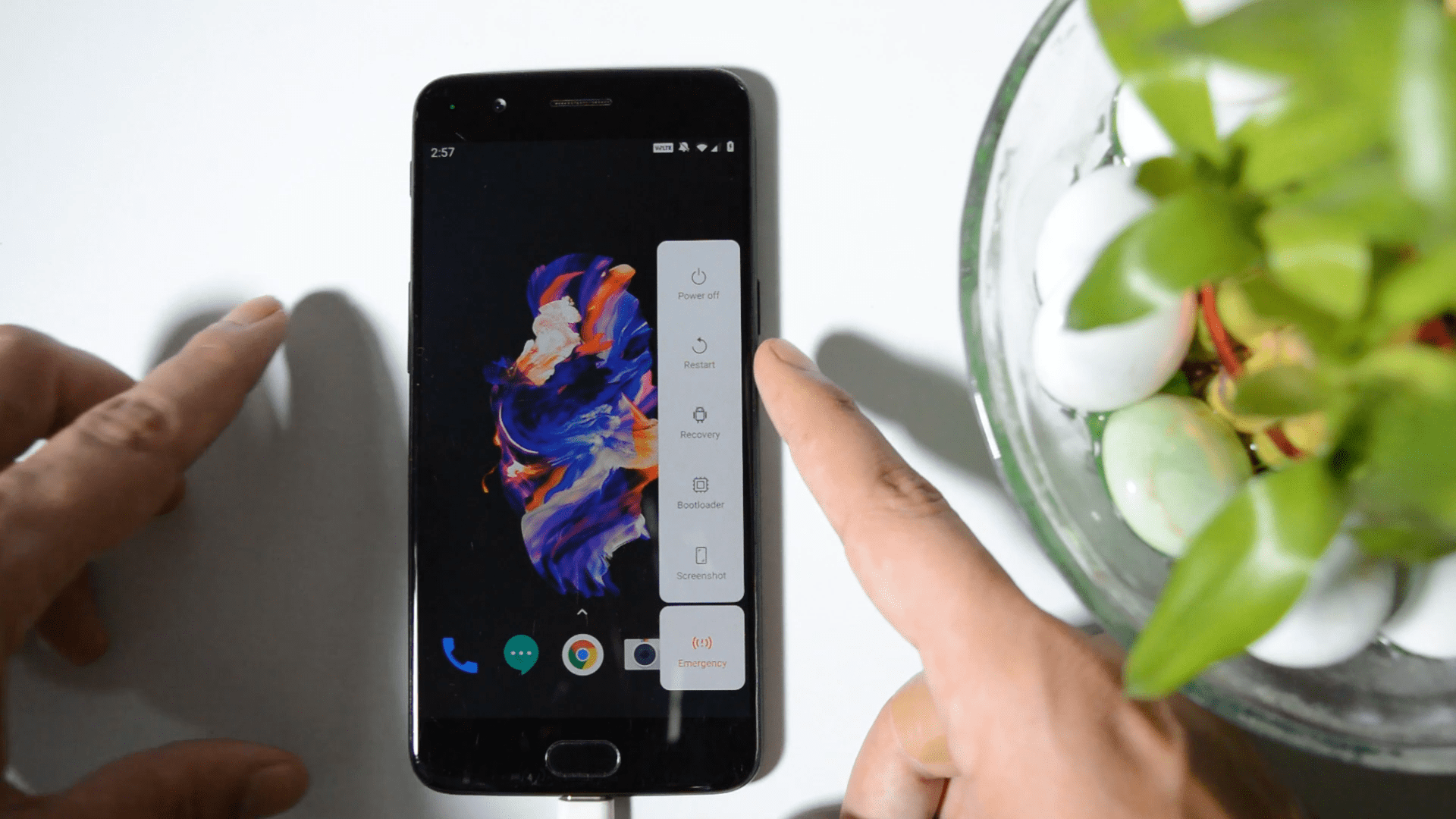 Root Oneplus 5&5T running Oxygen OS 10 based on Android 10