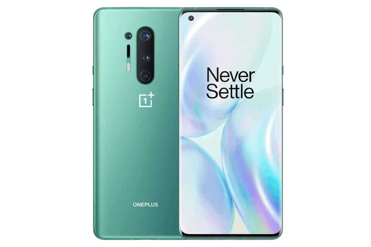 Oneplus 8 Series got August 2020 Android Security Update
