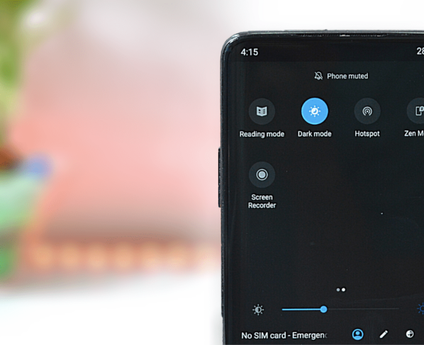 OxygenOS Open Beta 15/5 for OnePlus 7/ 7T series with One-Handed Mode & Dark Mode shortcut