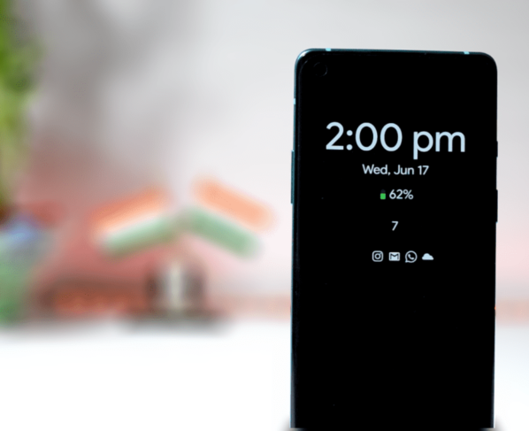 Get Always on Display on any Android device (Oneplus Devices).
