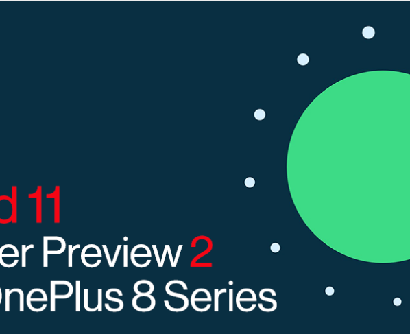 Download Android 11 Developer Preview 2 for OnePlus 8 Series