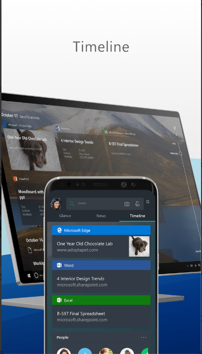 Microsoft Adds Dark Mode, Custom Icons And Daily Wallpapers In Android Launcher