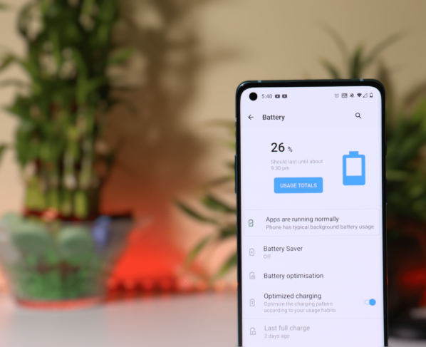 How to check the health of your battery OnePlus Smartphones