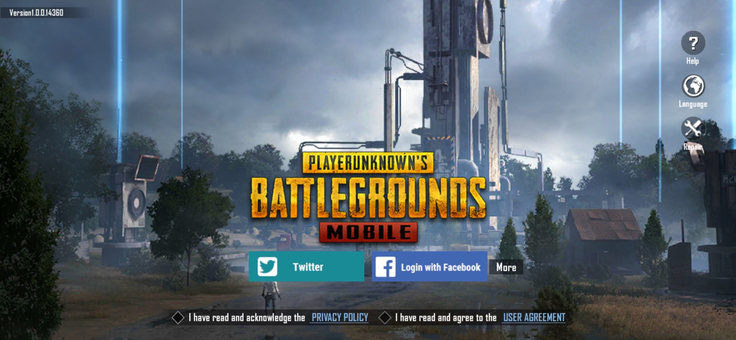 Download PUBG Mobile Global Version 1.0.1 update for Android