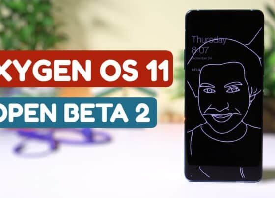 OxygenOS 11 Beta 2 rolls out for the OnePlus 8 series with a new Canvas