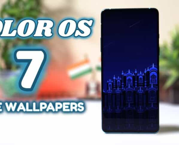 Download OPPO's ColorOS live wallpapers on any Android device