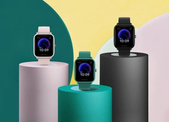 Huami Amazfit Pop Smartwatch Officially Announced in China