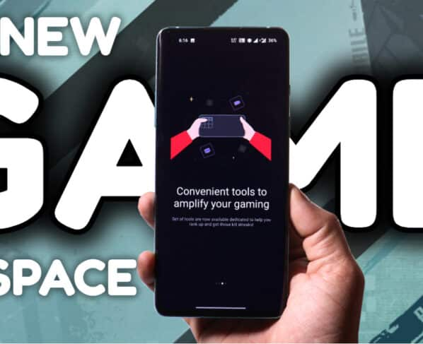 OnePlus Game Space 2.5.0 update brings over the Oxygen OS 11 UI to the game management app