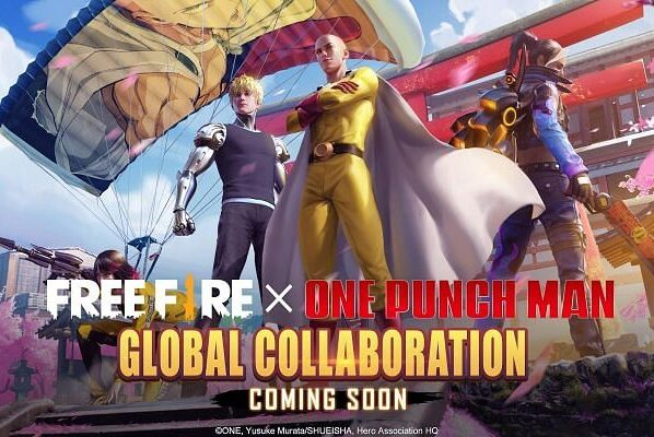 Free Fire Confirms Official Collaboration with One-Punch Man