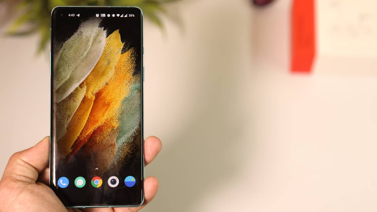 Oneplus rolled out Oxygen OS Open Beta 5 for Oneplus 8 & 8 Pro