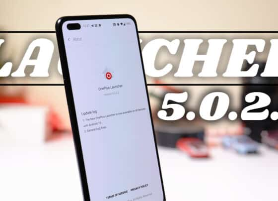 Oneplus Launcher 5.0.2.2 is now available for all Oneplus devices running on Android 10