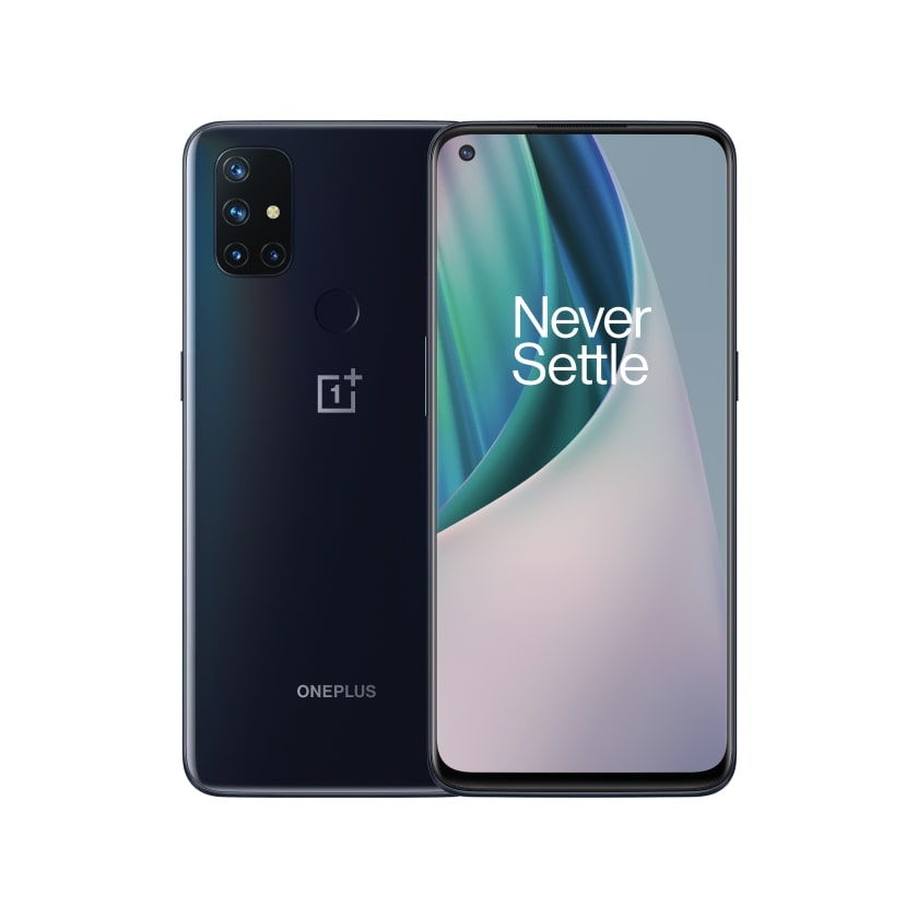 OnePlus Nord N10 5G gets OxygenOS 10.5.8 with lots of improvement
