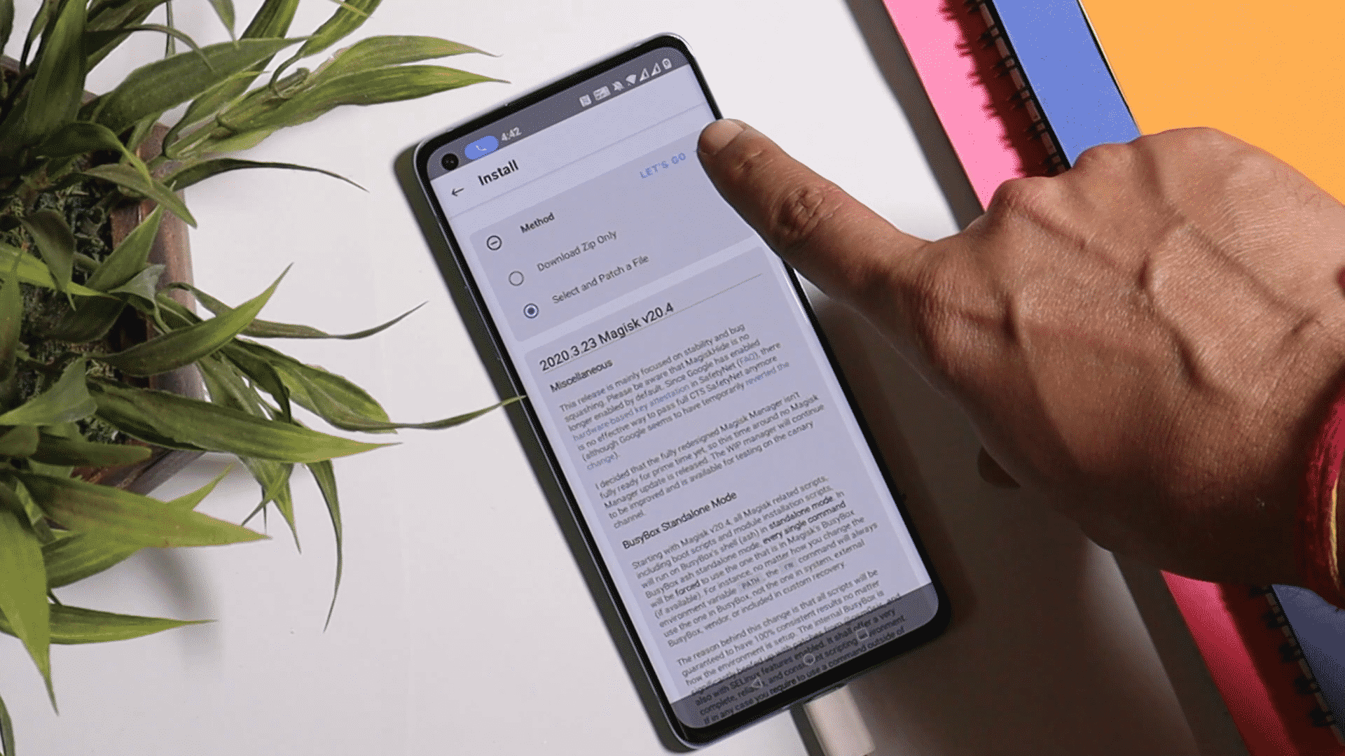 How to Root Oneplus 8 & 8pro complete guide Unlock Bootloader & Rooting