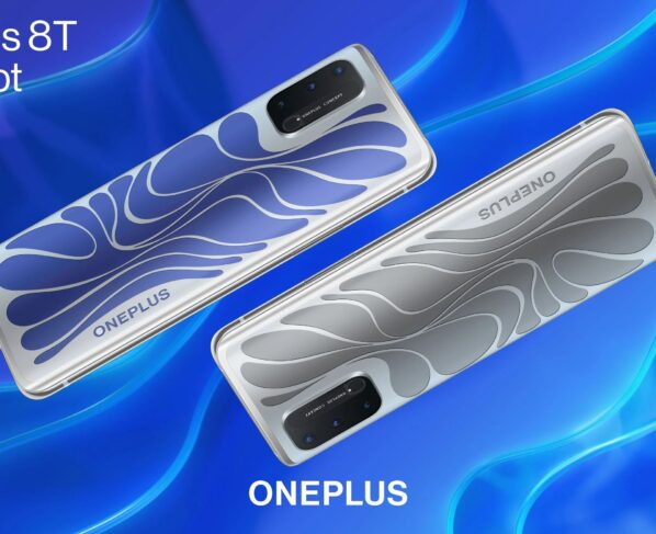 OnePlus new color-changing concept phone based on OnePlus 8T