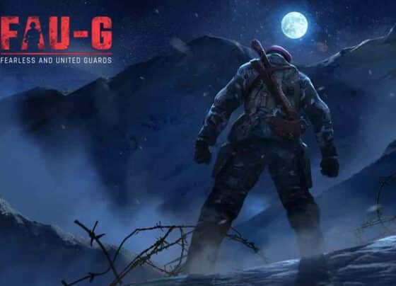 Download FAUG Mobile game on any Android Device