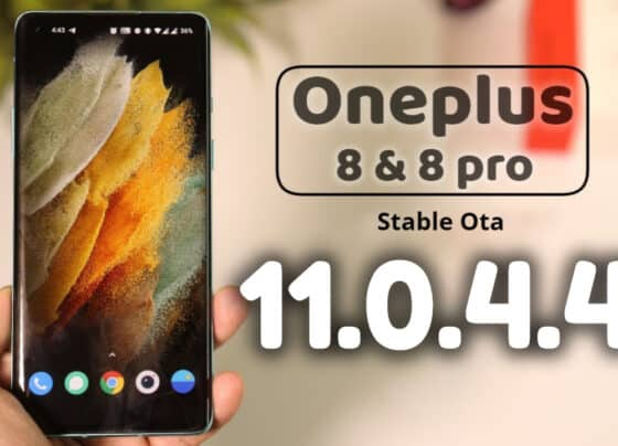 OxygenOS updates for the OnePlus 8 and 8T bring the January 2021 security patches