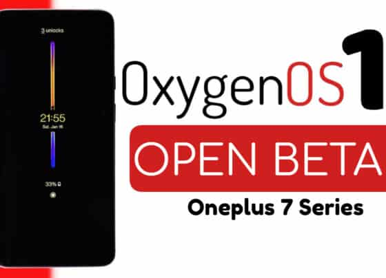 Oxygen OS 11 open beta 3 for Oneplus 7 series.