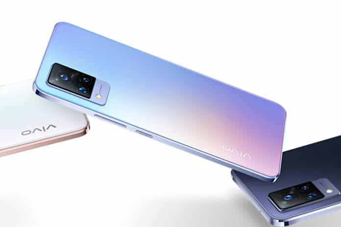 Vivo V21 5G launched in India with 44MP OIS selfie camera