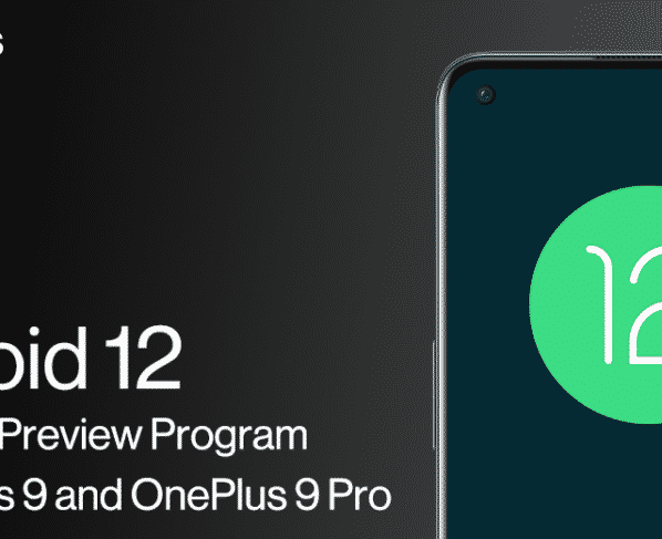 Android 12 Developer Preview 1 for OnePlus 9 and OnePlus 9 Pro