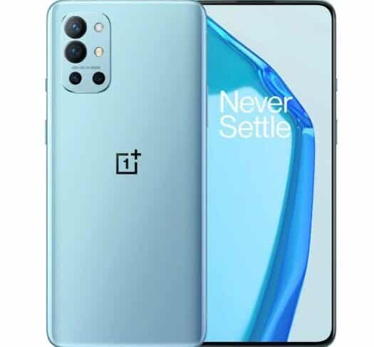 Oneplus 9R receives OxygenOS 11.2.1.2 w/ May 2021 Security Patch