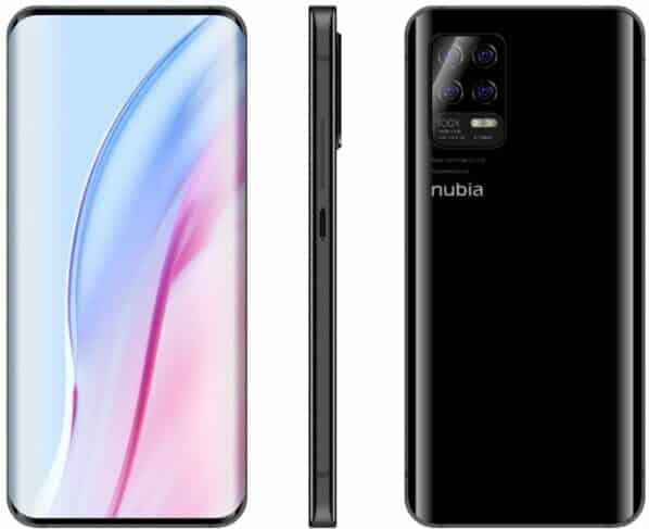Nubia Z30 Pro launched as a rebranded ZTE AXON 30 Ultra