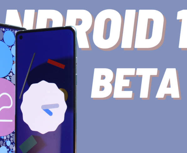 Download Android 12 Beta 4 Port for Oneplus 8 Series.