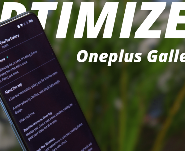 Download Oneplus Gallery App with Optimized Loading Speed