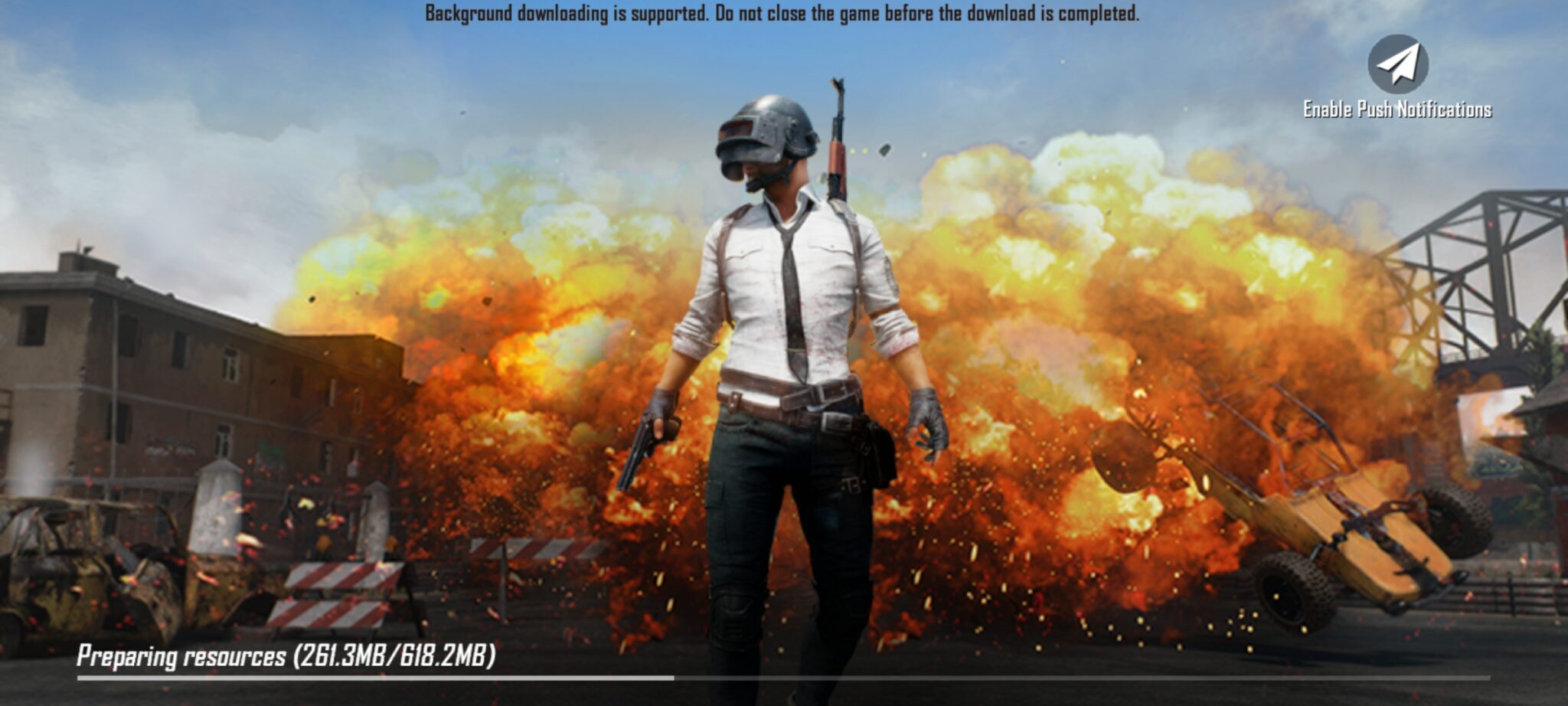 How to download Battlegrounds Mobile India's Early Access