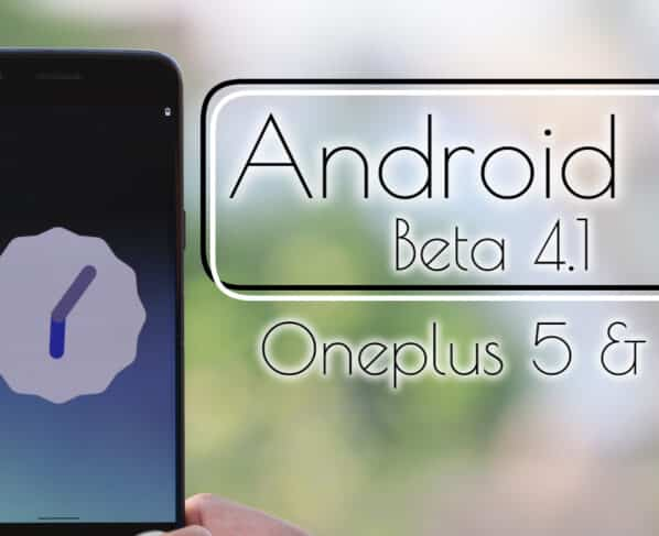 Android 12 beta 4.1 GSI for Oneplus 5 & 5T Get Android 12 now