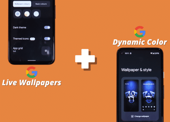 Install Android 12 beta 5 Candidate Build on Oneplus 7 & 7T Series