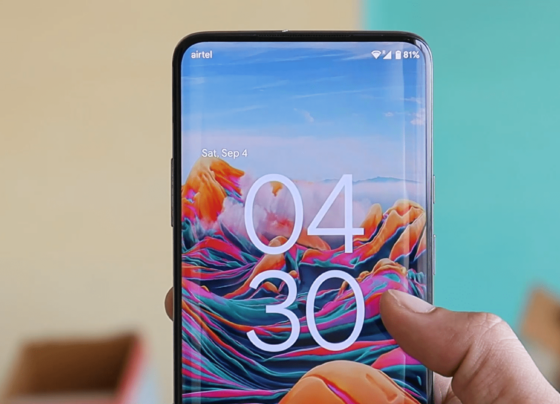How to Install Android 12 on Oneplus 7 & 7T Series.