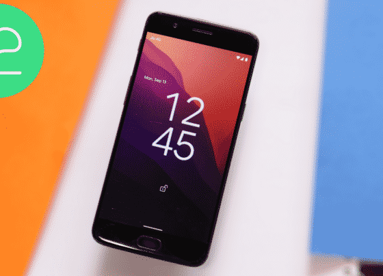 How to Install Android 12 Beta 5 GSI on Oneplus 5 & 5T.
