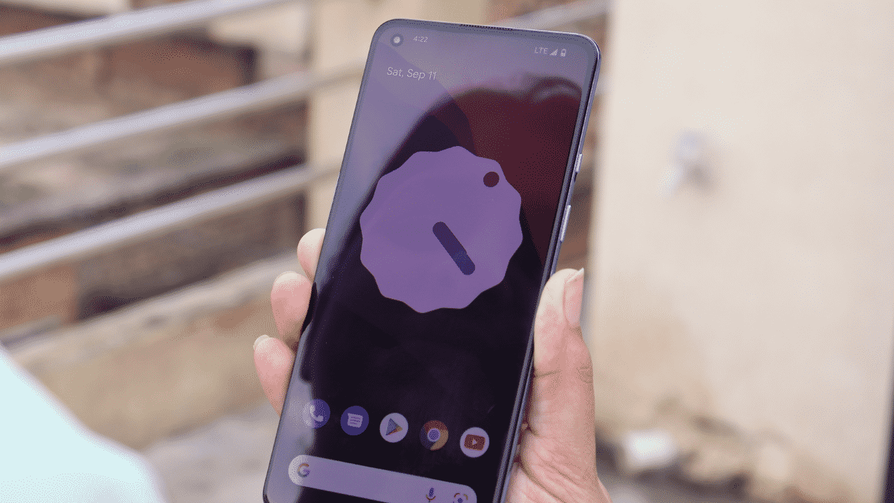 How to Install Android 12 Beta 5 GSI on Oneplus 9 & 9 pro
