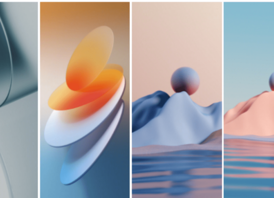 Color OS 12 wallpapers